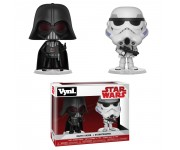 Darth Vader and Stormtrooper Vynl. из фильма Star Wars