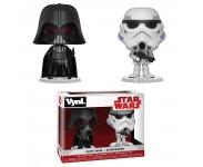 Darth Vader and Stormtrooper Vynl. из фильма Star Wars