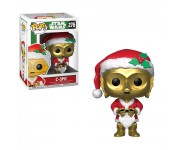 C-3PO Santa Holiday из фильма Star Wars