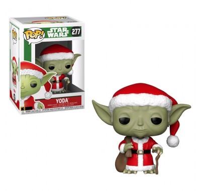 Йода Санта праздничный (Yoda Santa Holiday) из фильма Звёздные войны