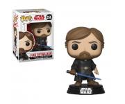 Luke Skywalker Final Battle из фильма Star Wars: The Last Jedi