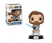 Obi Wan Kenobi из мультика Star Wars: The Clone Wars