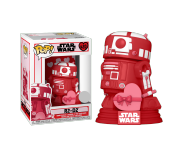 R2-D2 Valentines (Эксклюзив Funko Shop) из фильма Star Wars