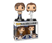 Han Solo and Princess Leia 2-pack из фильма Star Wars: Episode V – The Empire Strikes Back