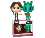 Han Solo and Greedo Vynl. из фильма Star Wars