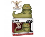 Jabba The Hutt and Salacious Crumb Vynl. из фильма Star Wars