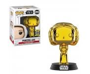 Princess Leia Gold Chrome (Эксклюзив Galactic Convention 2019) WALLKY P из фильма Star Wars