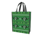 Star Wars Ugly Sweater Small Recycled Shopper Tote Vandor из фильма Star Wars