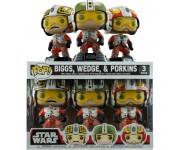 Biggs, Wedge and Porkins 3-pack (Эксклюзив) из фильма Star Wars