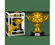 Yoda Gold Metallic (Эксклюзив Walmart) из фильма Star Wars