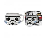 Stormtrooper mug из фильма Star Wars