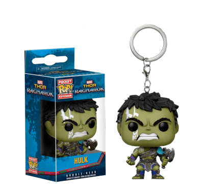 Халк Гладиатор брелок (Hulk Gladiator Keychain) из фильма Тор: Рагнарёк
