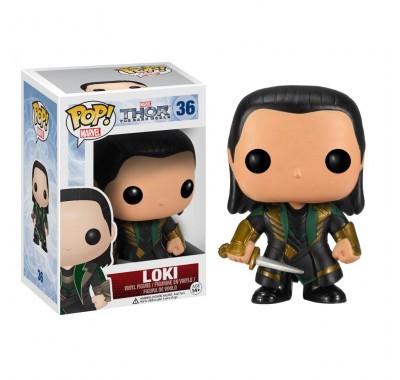 Локи (Loki (Vaulted)) из фильма Тор 2: Царство тьмы