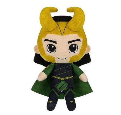 Локи плюш (Loki Plush 8-inch) из фильма Тор: Рагнарёк Марвел