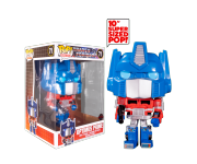 Optimus Prime 10-inch (Эксклюзив Walmart) из фильма Transformers