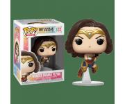 Wonder Woman Flying из фильма Wonder Woman 1984