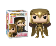 Wonder Woman Golden Armor Metallic из фильма Wonder Woman 1984