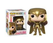 Wonder Woman Golden Armor Metallic из фильма Wonder Woman 1984