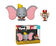 Dumbo and Timothy (PRE-ORDER) Vynl. из мультфильма Dumbo