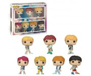 BTS 7-Pack (Эксклюзив Barnes and Noble) из музыкальной группы BTS