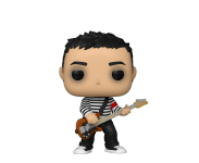 Pete Wentz in Black and White Sweater (Эксклюзив) из группы Fall Out Boy