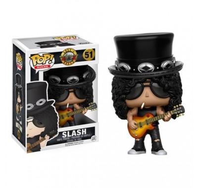 Слэш (Slash) из серии Музыканты