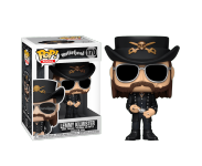Lemmy Kilmister with Cigarette из группы Motorhead