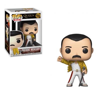 Фредди Меркьюри Уэмбли 1986 (Freddie Mercury Wembley 1986) из музыкальной группы Квин