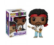 Jimi Hendrix Woodstock Damage Box (Vaulted) из серии Rocks Music