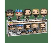 Mike McCready, Jeff Ament, Eddie Vedder, Matt Cameron and Stone Gossard 5-Pack из группы Pearl Jam