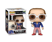 Elton John Red White Blue (Vaulted) (PREORDER ROCK) из серии Rocks Music