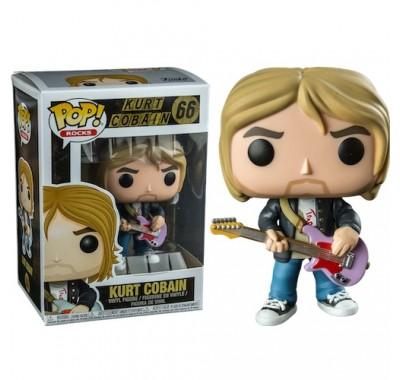 Курт Кобейн в черной куртке (Kurt Cobain black jacket (Эксклюзив)) из серии Музыканты