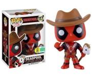 Deadpool Cowboy SDCC 2016 (Эксклюзив) из комиксов Marvel