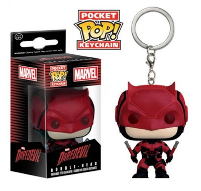 Daredevil key chain из сериала Daredevil