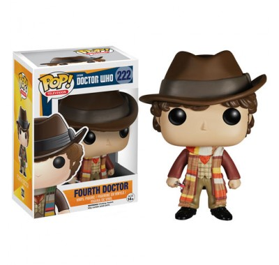 4th Doctor из сериала Doctor Who