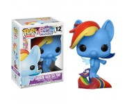 Rainbow Dash Sea Pony (Vaulted) из мультика My Little Pony Movie