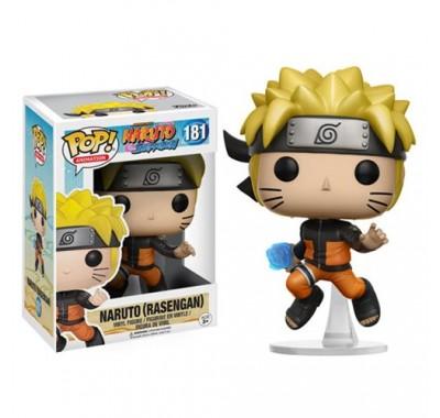 Наруто c Расeнган (Naruto with Rasengan) из сериала Наруто
