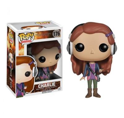 Charlie из сериала Supernatural