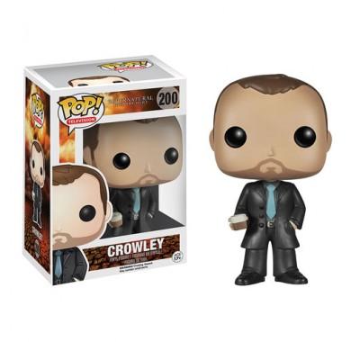 Кроули (Crowley) из сериала Сверхъестественное