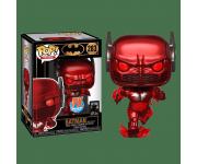Batman Red Death со стикером (Эксклюзив Previews) из комиксов DC Comics