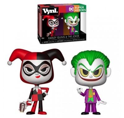 Харли Квинн и Джокер Винл. (Harley Quinn and Joker Vynl.) из комиксов ДС Комикс