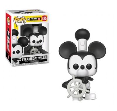 Микки Маус Пароходик Вилли (Mickey Mouse Steamboat Willie) из серии в честь 90-летия Микки Мауса