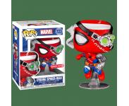 Cyborg Spider-Man со стикером (Эксклюзив Target) из комиксов Marvel