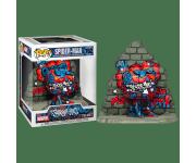 Spider-Man Graffiti Deco Deluxe из комиксов Marvel