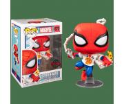 Spider-Man with Pizza (Эксклюзив Box Lunch) из комиксов Marvel