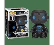 Superman Silhouette GitD (Эксклюзив Entertainment Earth) из комиксов DC Comics 07