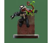 Venom Q-Fig Diorama из комиксов Marvel