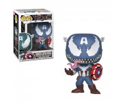 Venomized Captain America (preorder WALLKY) из комиксов Marvel