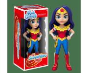 Wonder Woman DC Super Hero Girls Rock Candy из комиксов DC Comics