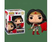 Wonder Woman Red Son из комиксов DC Comics 392